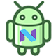 Android Nougat icon