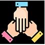Teamwork Approach icon