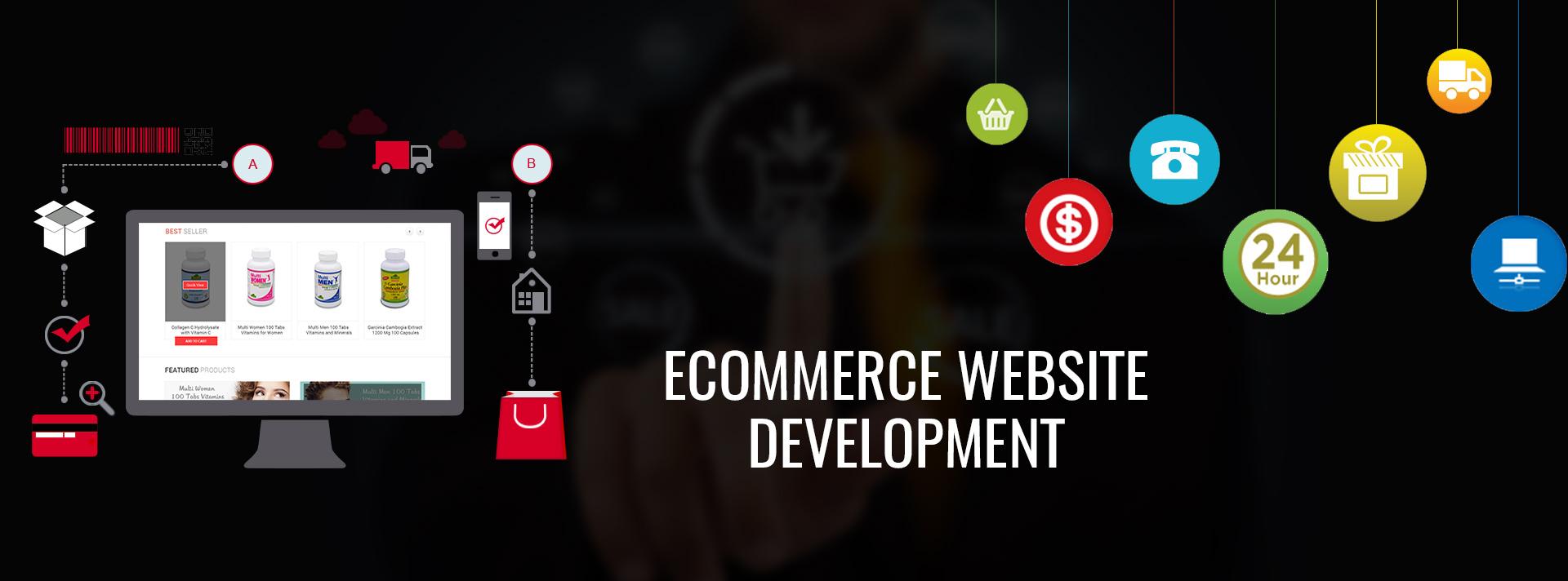 Ecommerce Website Development in Jaipur