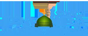 Madina Institute blue logo